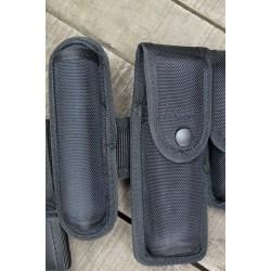 Security Einsatzkoppel 12-teilig Koppel Set Einsatz Gürtel Polizei Holster BW
