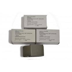 Orig. BW Bundeswehr Feldkoppel Koppel oliv steingrau-oliv