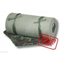 NL holl. Isomatte & Packsack DPM gebraucht 18mm 180 x 48 cm KL Armee Militär