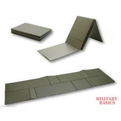 BW Isomatte Falt-Iso-Matte Schlafunterlage Thermomatte faltbar klappbar