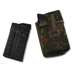 BW Bundeswehr Magazintasche G3 flecktarn NEU