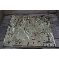 GB brit. Tarp shelter sheet Basha MTP