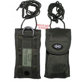 Smartphone Handytasche Tasche MOLLE Modular System oliv