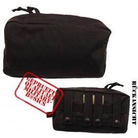 US Mehrzwecktasche Mehrzweck Tasche MOLLE groß Modular System schwarz