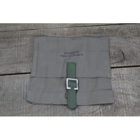Bundeswehr Schuhputzbeutel neuwertig Tasche Putzzeug