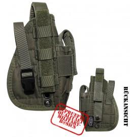 Pistolenholster Holster MOLLE Modular System oliv