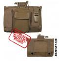 Handytasche groß Handy Tasche MOLLE Modular System coyote tan