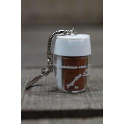 Gewürzstreuer Mini 4 in 1 Pfeffer Salz Curry Paprika