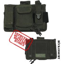 Handytasche groß Handy Tasche MOLLE Modular System oliv