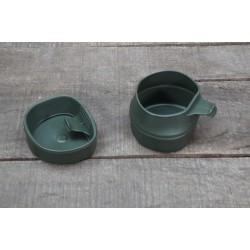 WILDO Fold-a-cup Falttasse 200 ml 0,2 l oliv