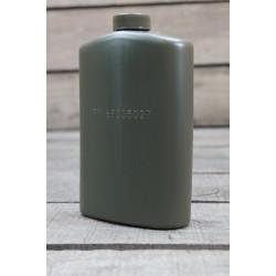 US Pilotenflasche oliv Piloten Taschenflasche