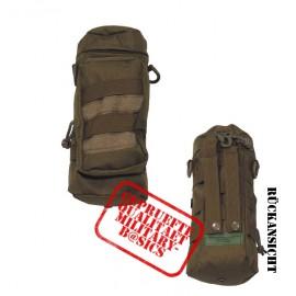 Tasche rund universal Tasche Holster MOLLE Modular System coyote tan