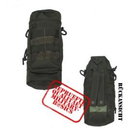 Tasche rund universal Tasche Holster MOLLE Modular System oliv