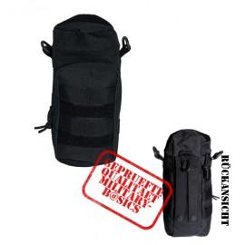 Tasche rund universal Tasche Holster MOLLE Modular System schwarz
