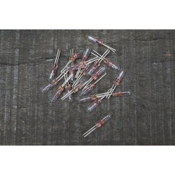 20 Stück Ersatzbirnen für Mini AA Taschenlampen Stecksockel