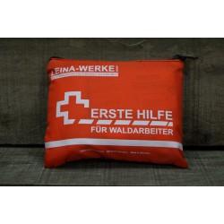 LEINA Erste Hilfe Set für Waldarbeiter Verbandspäckchen