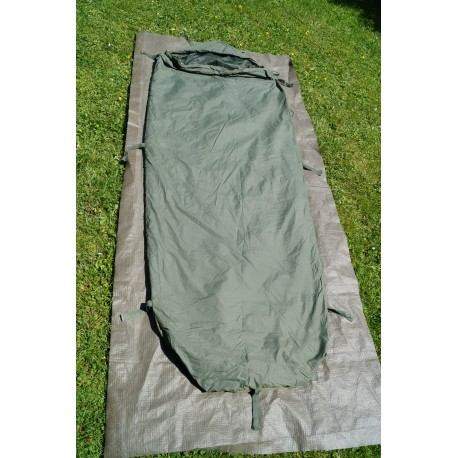 verschiedene Stile riesiges Inventar Großbritannien GB brit. Schlafsack Tropen Armee Tropenschlafsack Light Weight Modular -  Military Basics