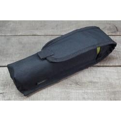 MOLLE Tasche Gasflasche Pouch gas bottle Modular schwarz 500ml 600ml