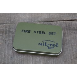 Zündstein Fire-Steel Set