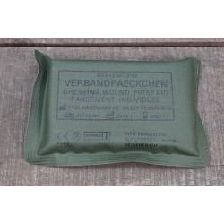 BW Bundeswehr Verbandspäckchen klein