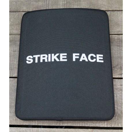 "NIJ level 4 (SK4) Stand Alone Keramikplatte Hartschutzeinschub 30x25cm 10""x12"" gerade"