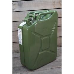 Kanister Metallkaniser Blechkanister Metall 20l 20 Liter