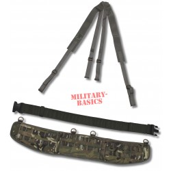 GB brit. Hüftgurt MTP MOLLE Hip Pad Belt Yoke Multi Terrain Pattern Army