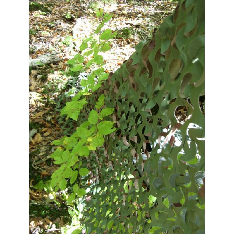 tarnnetz meterware braun gr n woodland camouflage sichtschutz sonnensegel military basics. Black Bedroom Furniture Sets. Home Design Ideas