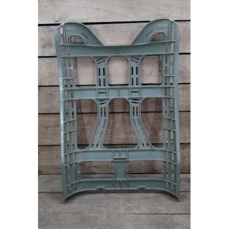 US MOLLE Tragegestell frame foliage green grau grün