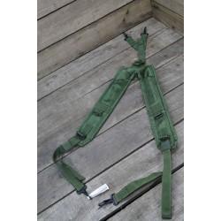 Orig. US Suspender Koppeltragegestell LC-2 LC2 NEUwertig Nylon oliv grün Army