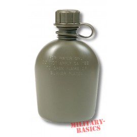 US Feldflasche 1Qt original oliv Army Made in USA