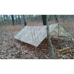 GB brit. Tarp shelter sheet Basha MTP