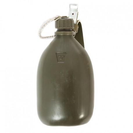 schwed. Bottle FELDFLASCHE Outdoor Camping Field bottle OLIV