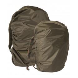Rucksackbezug oliv bis 80 Liter