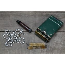 Waffenreinugungsgerät Reinigungsgerät RG34 mit Drucköler für K98 BW WH Bakelit