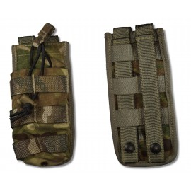 engl.  Pouch Ammunition SA80 Single Mag Elastic Securing Osprey MTP Magazintasche