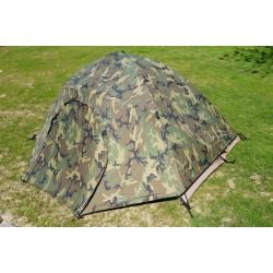 US Army Zelt Combat Tent USMC Diamand Brand woodland
