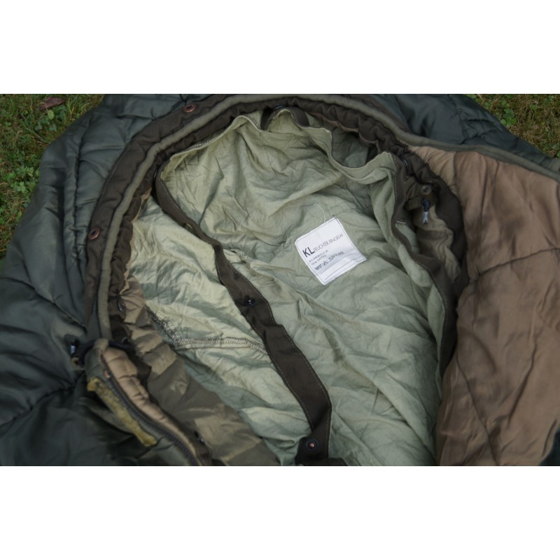 schöner Stil am beliebtesten High Fashion NL Mumienschlafsack M90 Biwaksack wasserdicht 4-tlg ...