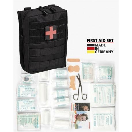Molle First Aid Kit IFAK Modular Erste Hilfe LEINA 43 teilig Modular large