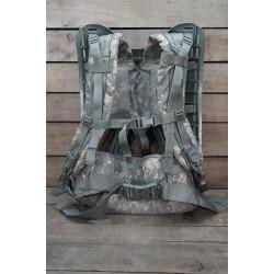 US Army MOLLE II Rucksackgestell Frame komplett foliage at-digital