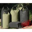 Packsack Drybag wasserdicht oliv 50 Liter