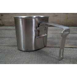 Pathfinder School Canteen Cup Edelstahl Feldflaschenbecher