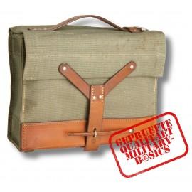 schweiz. Magazintasche Stgw 57  Lederboden