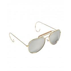 Sonnenbrille Pilotenrille Fliegerbrille verspiegelt