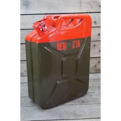 DK CF Kanister Blech Benzinkanister Blech