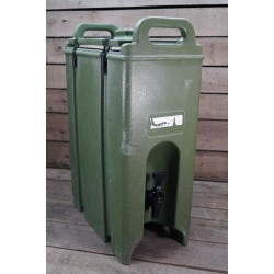 US Army Getränkespender Cambro CAMTAINERS® 18l
