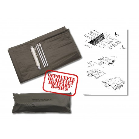 IPK Individual Protection Kit Notzelt