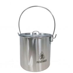 Pathfinder Bushpot 64oz 1,8 Liter Edelstahl