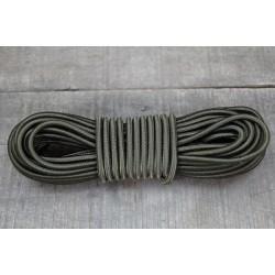 EDCX Shock Cord  Gummiseil 4.2 mm oliv