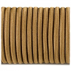 EDCX Shock Cord  Gummiseil 4.2 mm coyote tan